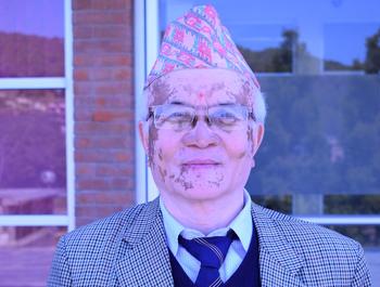 Dr. Damber Bahadur Nepali